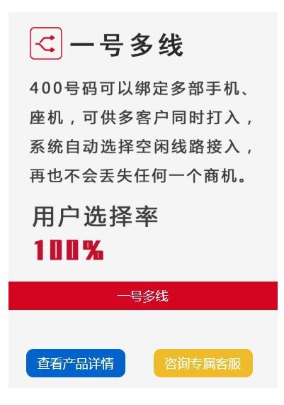 广安联通400电话怎么收费信息推荐